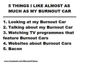 Burnout Car Meme 1