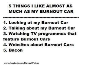 Burnout Car Meme 1